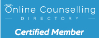 online counseling registry certified member