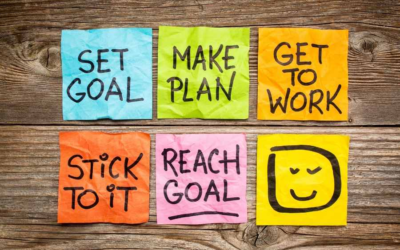 5 Tips for Effective Goal Setting
