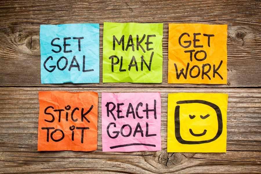 5 Tips for Effective Goal Setting
